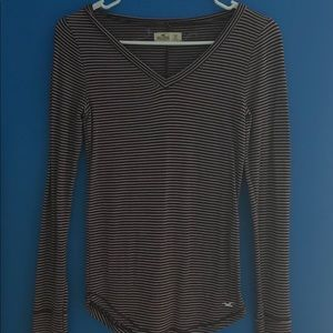 Hollister Stripped Long Sleeve